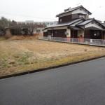 田布施・麻郷小学校近く 売土地(94.98坪)住宅用地 ※建築条件なし。