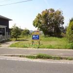 【新価格】光市・室積大町、室積中学校近く 売土地(74.80坪)住宅用地 ※建築条件なし