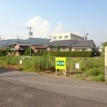 平生町・平生村 アルク近く 売土地(86.51坪)住宅用地