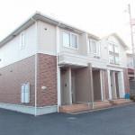 田布施・ピクロス近く 賃貸アパート1LDK(2F・203号)アルドーレ弐番館(角部屋)