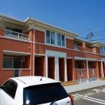 柳井市・新庄小学校近く ・賃貸アパート1LDK(1F・101号)グランツ(角部屋)