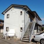 柳井市・古開作瀬戸側 賃貸アパート1K(1F・ 101号)アドバンスハイツ
