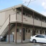 平生町・マックスバリュー近く 賃貸アパート1K(2F・2-A)シティハイツ