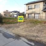 【新価格】平生町・西町 平生クリニック近く 売土地(73.57坪)住宅用地