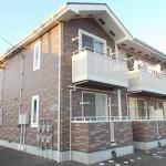 田布施町・波野 セブンイレブン近く 賃貸アパート1K(1F・101号)トレジャーガーデンⅢ(角部屋)