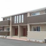 光市・三輪神手 大和病院近く、賃貸アパート・2DK(1F・102号)グレースフル・レジデンスⅠ