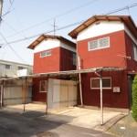 柳井市・新庄郵便局近く、一戸建借家3K(2階建)※ペット相談可