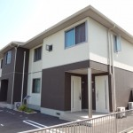 柳井市・新庄 セブンイレブン新庄店近く 賃貸アパート2LDK(2F・201号)サンミッシェル(角部屋)