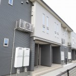 柳井市・新庄 賃貸アパート2DK(1F・102号)グランド ソレイユ