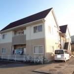 平生町・大野南、賃貸アパート2LDK(1F・102号)バンビひらお(オール電化)