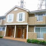 柳井市・新庄、賃貸アパート2LDK(2F・201号)ヴィクトリアハウスB