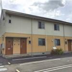 柳井市・新庄  賃貸アパート2LDK(2F・202号)グランプラス(角部屋)