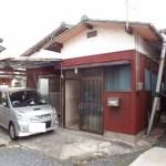 柳井市・新庄郵便局近く、一戸建借家2K(平家建)