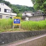柳井市・旭ヶ丘 売土地(79.55坪)住宅用地