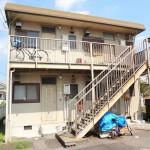 田布施・波野 くにしげ家具近く 賃貸アパート2DK(2F・201号)メゾンド部屋