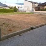 平生町・平生村 アルク近く 売土地(86.51坪)住宅用地 ※建築条件なし