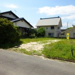 田布施・麻郷 瀬戸の郷 売土地(62.56坪)住宅用地 ※建築条件なし。