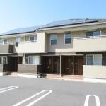 平生町・曽根 平生中学校近く、賃貸アパート2LDK(2F・201号)ヴィタ・フェリーチェ河久保