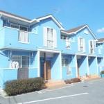 柳井市・新庄小学校近く、賃貸アパート2LDK(2F・202号)水葉館