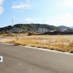 田布施・波野 東田布施小学校近く D・E号地 売土地(約85.05坪)住宅用地 ※建築条件なし。