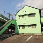 田布施・駅近く 賃貸アパート1K(1F)フラットカーサⅢ(※ペット可、室内犬)
