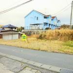 【新価格】柳井市・新庄 小学校近く 売土地(46.58坪)住宅用地 ※建築条件なし