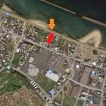 周防大島町・久賀 ジュンテンドー近く 売土地(150.28坪)※建築条件なし