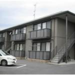 柳井市・古開作 賃貸アパート2LDK(2F・203号室)ロイヤル・オークス