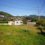 柳井市・新庄 イオンタウン近く 売土地(302.85坪)※建物解体渡し