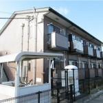 柳井市・柳井高校近く 賃貸アパート1K(2F 203号)ニューエルディム横山