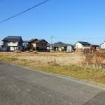 田布施・中央南 ナフコ近く 売土地(80.09坪)分譲地 全10区画 ※建築条件なし。