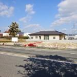 田布施・中央南 マックスバリュ近く 売土地(約62坪)分譲地 残り1区画 ※建築条件なし。