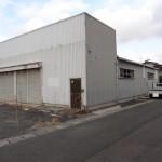 平生町・平生村 山口銀行前 貸倉庫(約111.02坪)