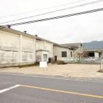柳井市・余田小学校近く 売土地(80.28坪)住宅用地 ※建築条件なし