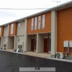 田布施・マックスバリュ近く 賃貸アパート、2LDK(2F・203号)ル・ソレイユ