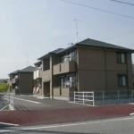 平生町・平生村アルク近く、賃貸アパート3DK(1F・102号)サンパティーク ロジュマンⅡ