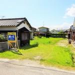 【新価格】平生町・横土手 アルク近く 売土地(約111.32坪)住宅用地 ※建築条件なし