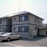 柳井市・南町 賃貸アパート 2LDK(2F・201号)カーサ・プリメーラ R