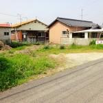 柳井市・南浜1丁目  売土地(約42.90坪)住宅用地 ※建築条件なし