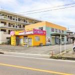 田布施町・波野 セブンイレブン近く 売店舗(敷地 約213坪)