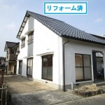 【新価格】光市・岩田 一戸建売家(3LDK)※リフォーム済物件