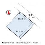 【新価格】平生町・平生村 アルク近く 売土地(約71.88坪)住宅用地<br> ※建築条件なし、※古屋付。