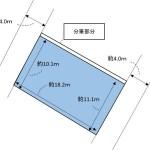 【新価格】光市・三輪 石亀 売土地(約60.30坪)住宅用地 ※建築条件なし