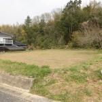 田布施・麻郷 稲荷山団地 売土地(約256.82坪)住宅用地 ※建築条件なし。